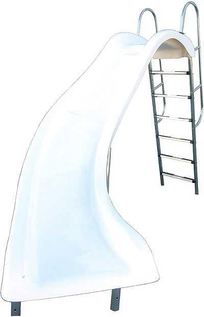 FibroPool/Fibro-Slide, Left Curve