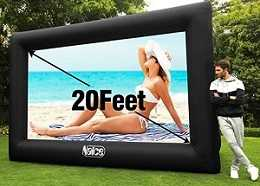 20ft Inflatable Movie Screen