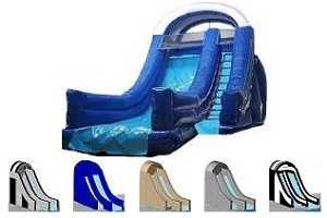 Commercial Quality Inflatable WaterSlides