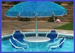 Pool Party RaftTable