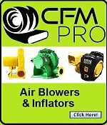 Inflators and Air Blowers