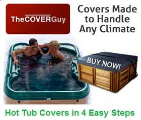 Find hot tub covers for any climate