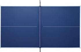 Anti Glare Blue 6mm Aluminum Composite Surface