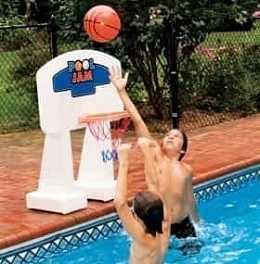 Swimming Pool Basket Ball Game