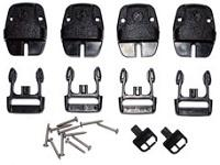 Replacement Hot Tub Cover & Spa Cover Strap Safety Clips