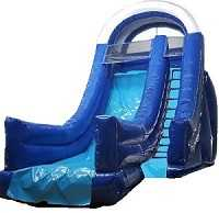 10 ft Inflatable Pool Slide