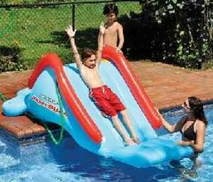 Swimline Inflatable Super Slide