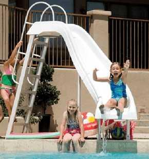 City2 Swimming Pool Slide