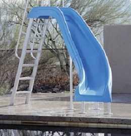 City2 Pool Slide