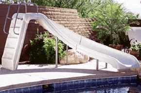 All Swimming Pool Slides For Inground And Above Ground Pools