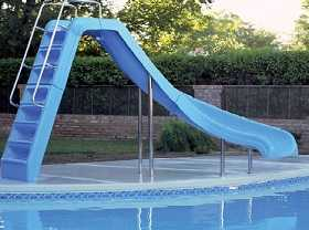 Wild Ride Pool Slide
