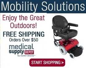 Medical Supply Depot- Mobility Products