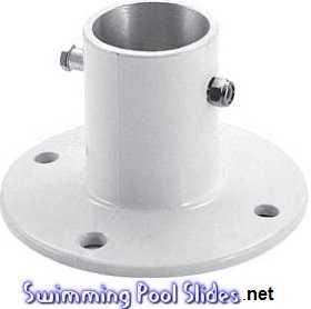 alum-pool-slide-deck-flange