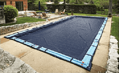 Rectangle Winter Pool Cover