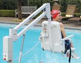 SR Smith ADA Compliant Swimming Pool Lifts