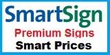 Smart Metal Pool Signs