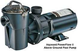 Hayward Powerflow11 Above Ground PoolPump