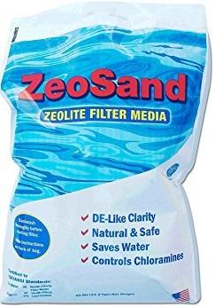 Zeolite Sand Filter Media