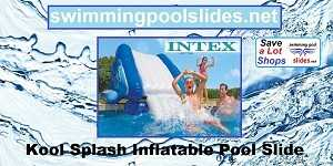 Video - Kool Splash Above Ground Pool Slide