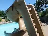 Helix2 Swimming Pool Slide