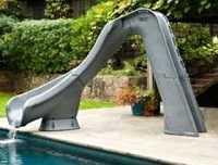 TYPHOON Swimming Pool Slide by SR Smith