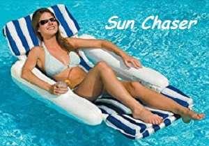 Swimline-SunchaserPaddedFloatingLoungeChair