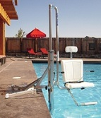 ADA Compliant Swimming Pool Lifts