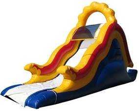 Model 7047 Inflatable Water Slide