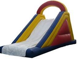 Inflatable water Slide Model 7063
