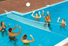 All Water VolleyBall Nets, Balls, Equipment & Supplies