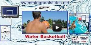 Water Basketball Video