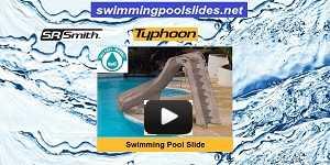 video-typhoon-swimming pool slide