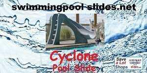 Video- Cyclone Swimming Pool Slide