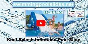 Video - Kool Splash Inflatable Pool Slide
