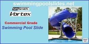 video-vortex commrercial pool slide