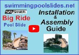 Video-Bigride Swimming Pool Slide Assembly Guide